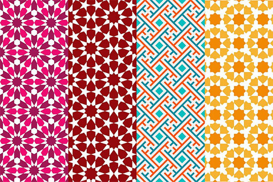 Islamic Geometric Pattern Vol.1
