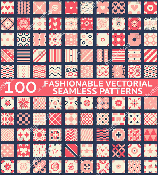 Fashionable Vintage Vector