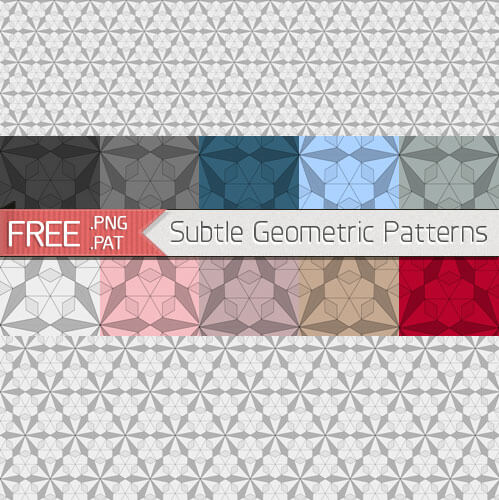 Subtle Seamless Pattern 1