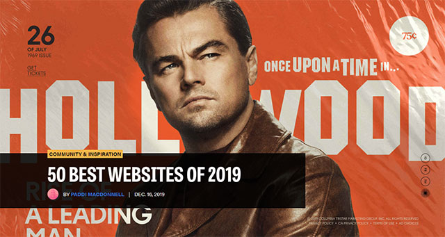 50 Best Websites of 2019