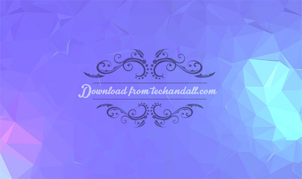 12 HD Polygon Background Package